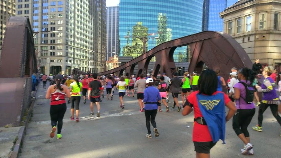 IMAG6949 My Chicago Marathon Recap   #TeamDannyDid