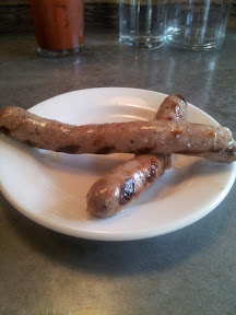 Tasty n Alder Chipolata Sausages from LaughingStock Farms
