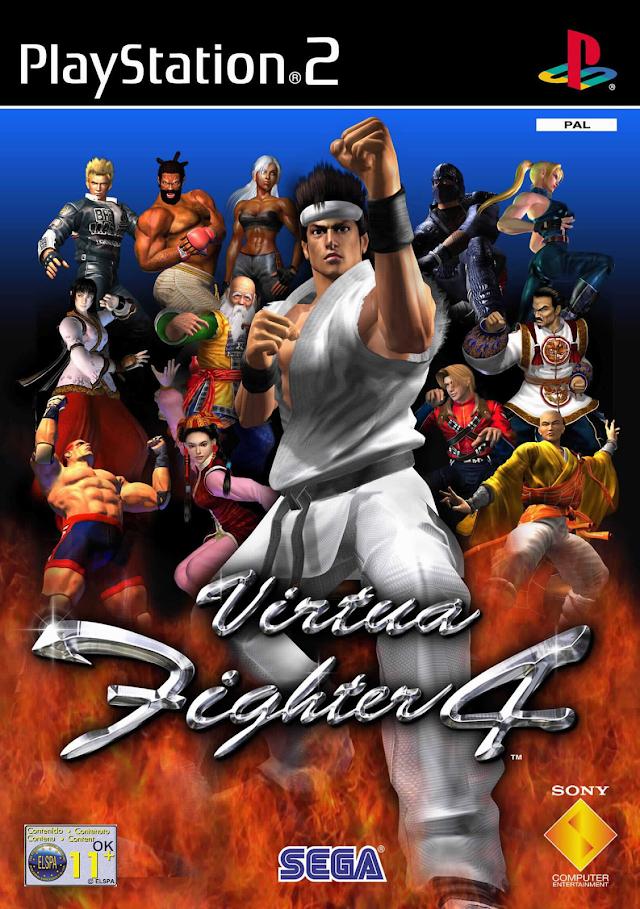 VIRTUAL FIGHTER 4