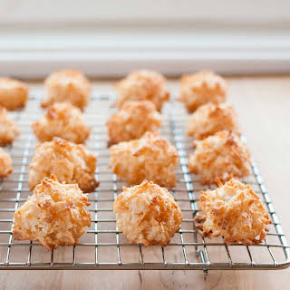 How To Make the Best Coconut Macaroons.