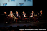 Joseph A. Califano, Ervin Duggan, Bill Moyers, Walter Mondale, George McGovern and Bob Schieffer discuss LBJ's Great Society