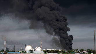 Kebakaran Tidak Ganggu Operasional Kilang Pertamina di Cilacap