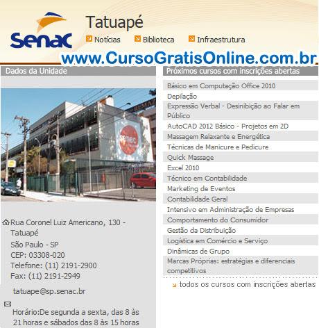 SENAC Tatuapé
