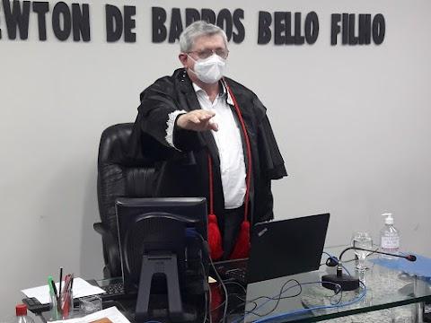 Washington Oliveira é o novo presidente do TCE-MA