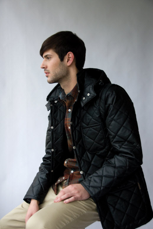 Lavenham Jackets Autumn/Winter 2016: Luxurious Traditional Wear for the Great Outdoors