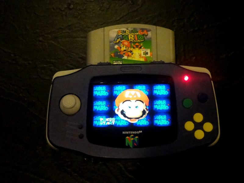 Portable nintendo 64 windows 8