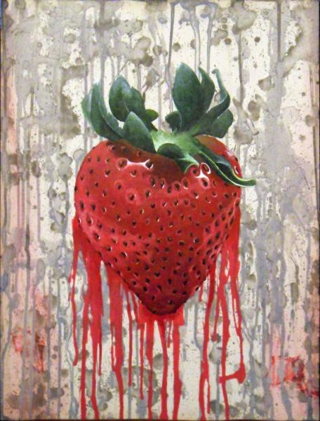 Bleeding Strawberry, Bloody