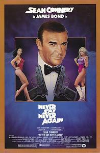 Điệp Viên 007: Đừng Bao Giờ Nói Không Bao Giờ Nữa - Never Say Never Again poster