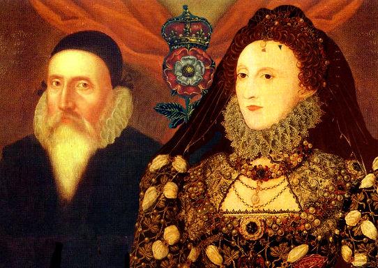 Elizabeth First Sir John Dee, John Dee
