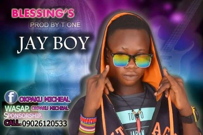 JAY Boy - Blessings