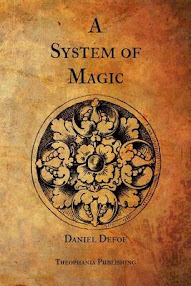 Cover of Daniel Defo's Book A System of Magic