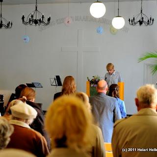 Kolgata koguduse jumalateenistus 18. sept 2011