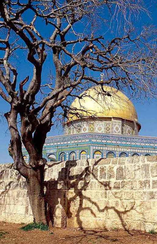 6. Dome of the Rock. Old City of Jerusalem