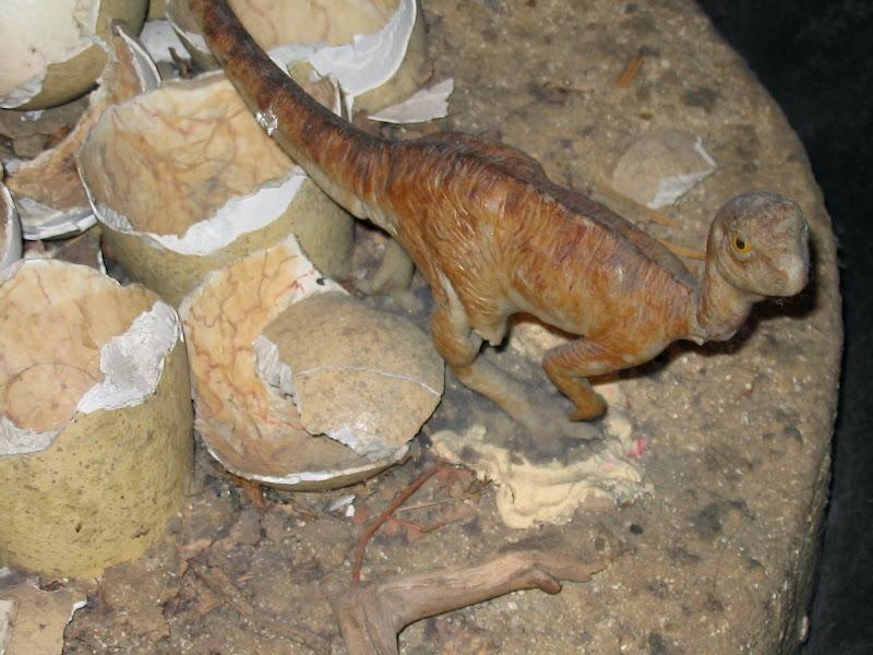 Malutki dinozaur