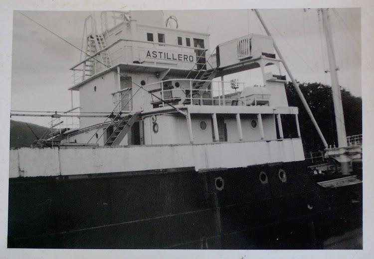 Foto 8. Detalle del puente de mando del ASTILLERO. Foto remitida por Pedro Blanco Alvarez. Nuestro agradecimiento.JPG