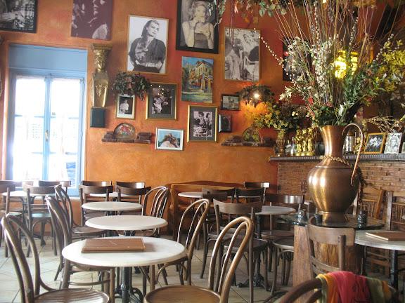 Taberna Melina  en el barrio de Plaka