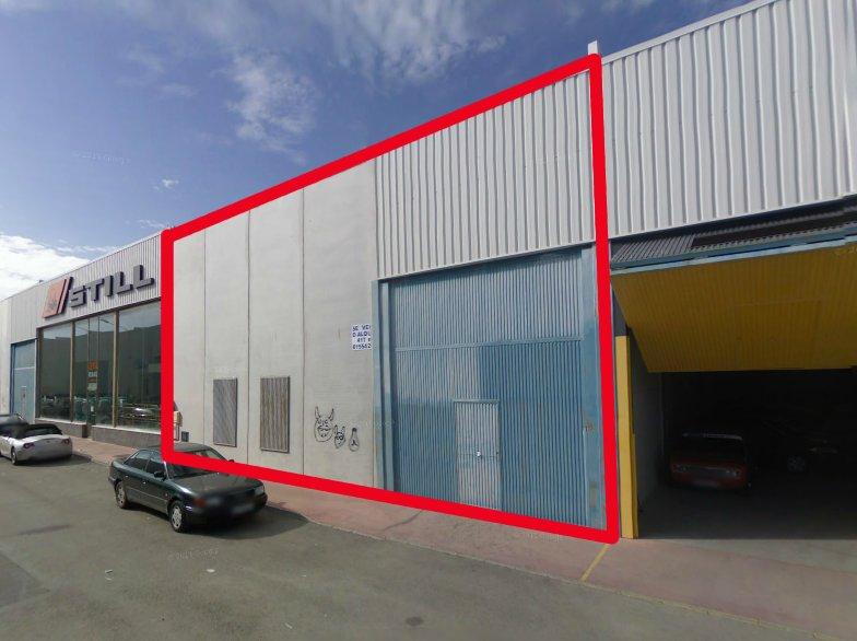 Adaptación Nave Industrial en Jerez de la Frontera