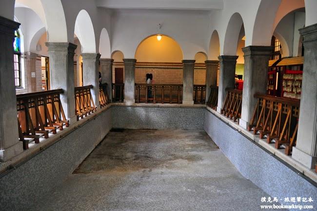 北投溫泉博物館 羅馬式浴場