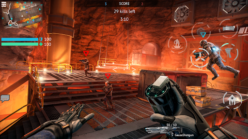 Infinity Ops: Online FPS filehippodl screenshot 4