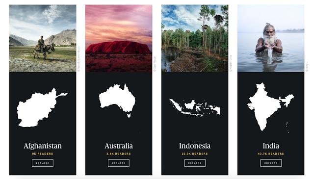 Um dos melhores blogs de viagens de todo o mundo para inspirar você