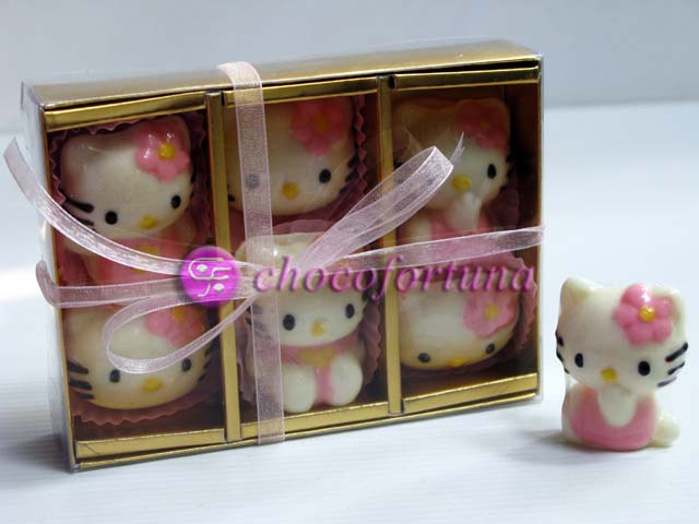 SV6 Hello Kitty Souvenir Coklat