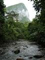 Heading upstream across the Garden of Eden | photo © HughStLawrence