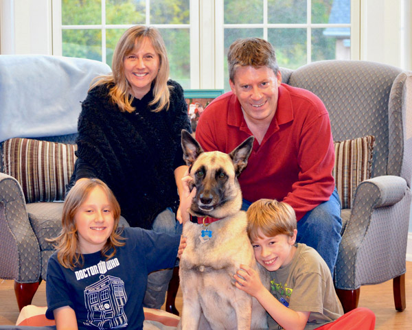 Steve Schultz Family