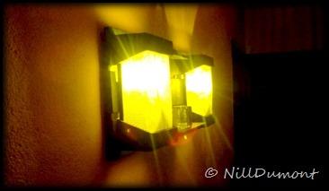 Luminária Moderna - Painel Parede - 05