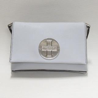 Kate Spade Dove Leather Crossbody Bag