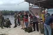 Satgas TMMD disambut Hangat Masyarakat Desa Bunian