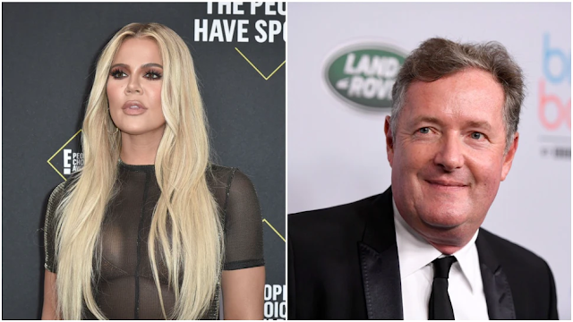 'It Exposes The Fakery That Surrounds The Kardashian Brand': Piers Morgan On Unairbrushed Viral Photo Of Khloe Kardashian