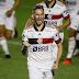 Cotovelada tira Léo Pereira da final entre Flamengo e Palmeiras