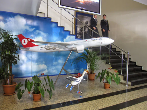 Turkish Airlines flight staff training facility, Istanbul