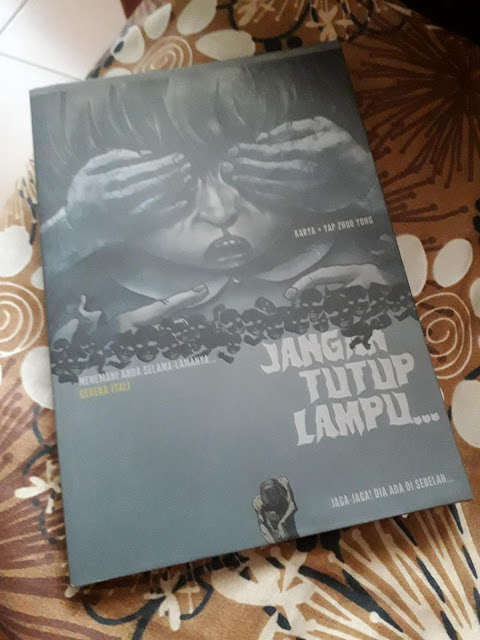 Jangan Tutup Lampu... 16 : Itali oleh Yap Zhuo Yong