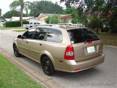 2006 Suzuki Forenza Base Wagon 2 0l 4 Cyl 5 Sd Manual