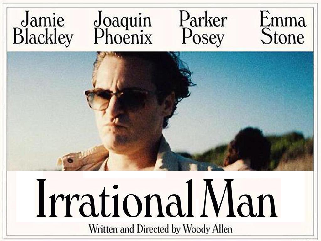 Παράλογος Άνθρωπος (Irrational Man) Wallpaper