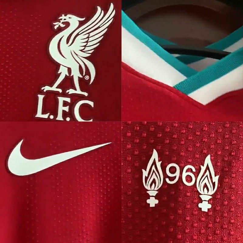 Terbaru Bocoran Liverpool Home 2020/2021