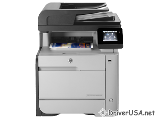 download driver HP Color LaserJet Pro MFP M476dn