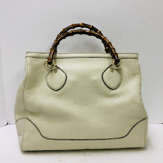 Gucci Mystic Leather Medium Diana Tote