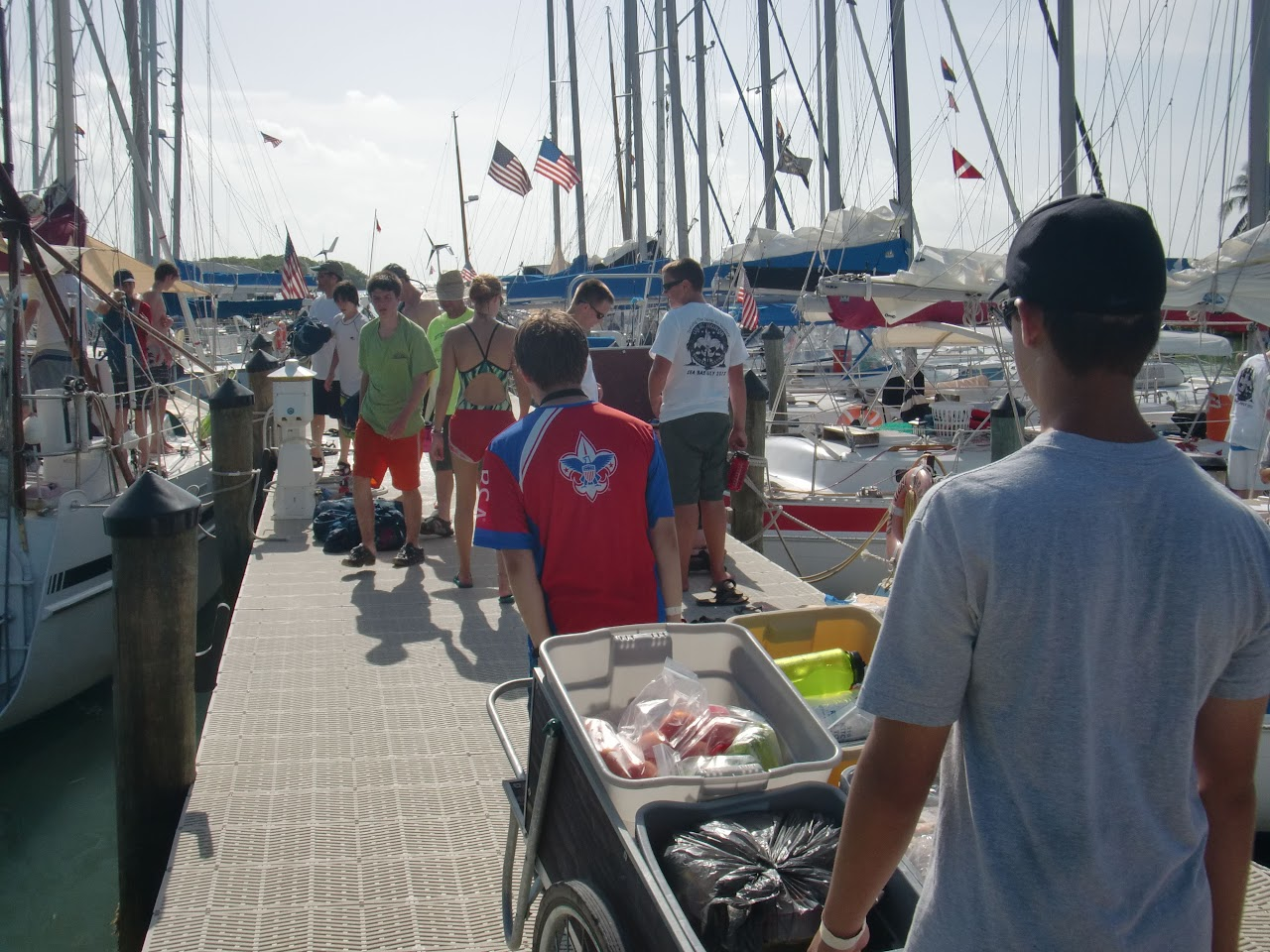 Seabase 2012 - 2012%7E07%7E27 11 Lots of food.jpg