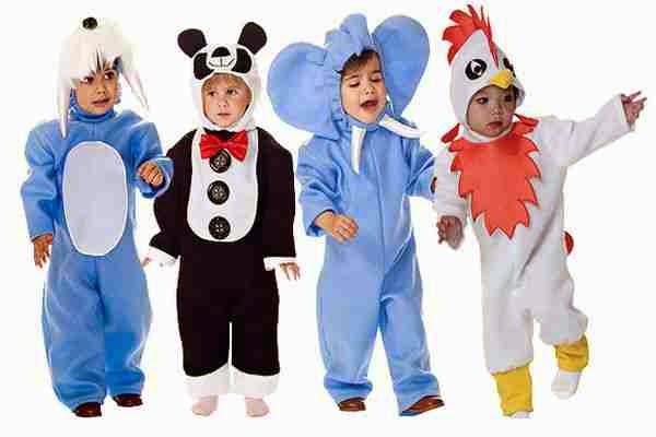 Disfraces de cumpleaños infantiles
