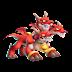 Dragón Cerberito | Cerbery Dragon