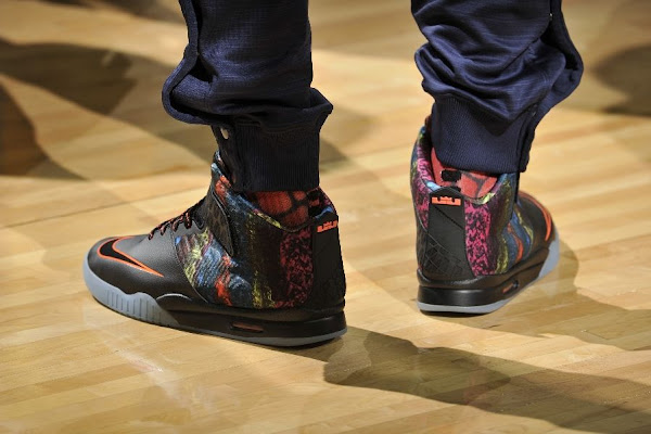 Obviously King James Has His Own Nike Air Akronite PE
