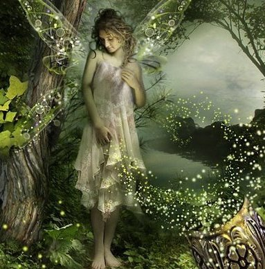 Green Fairy Magic, Fairies Girls