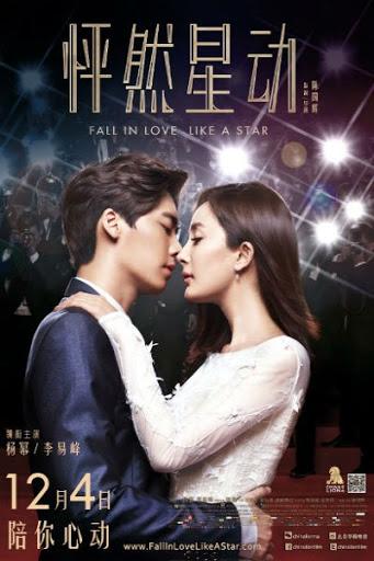 Fall In Love Like A Star - Phanh Nhiên Tinh Động