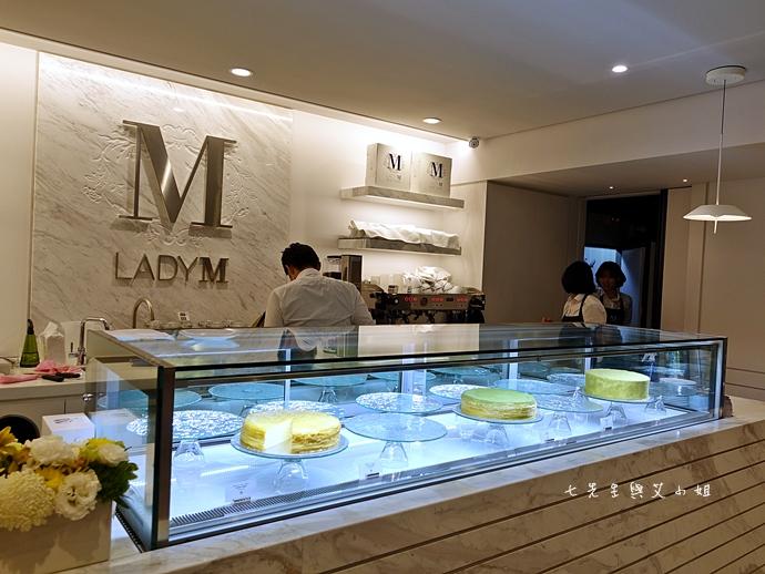 4 Lady M 台灣旗艦店-果然一開店就排到天荒地老!(含完整菜單及排隊方式分享)
