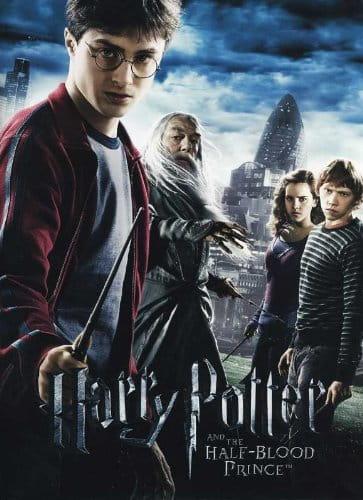 Harry Potter 6: Harry Potter Và Hoàng Tử Lai