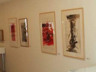 Exposition Zao Wou-Ki - La lumière et le souffle au Musée d'art de Pully