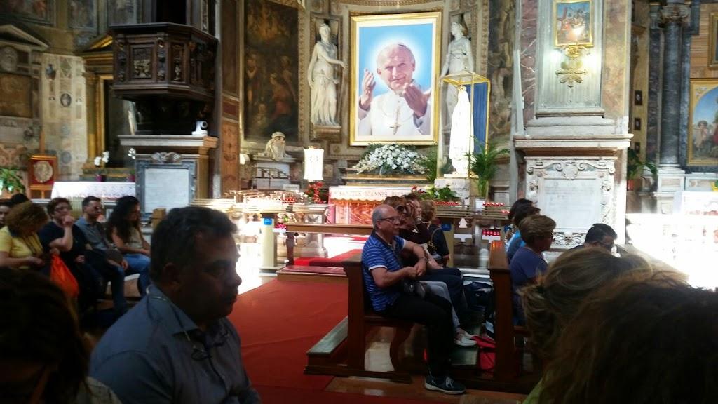 Pielgrzymi z Castellammare w Rzymie, 8 czerwca 2016 - IMG-20160608-WA0044.jpg