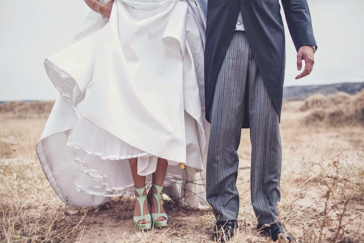 Un reportaje de bodas en la Comunidad de Madrid.